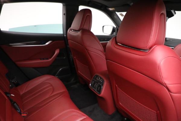 Used 2018 Maserati Levante GranSport for sale Call for price at Bugatti of Greenwich in Greenwich CT 06830 14