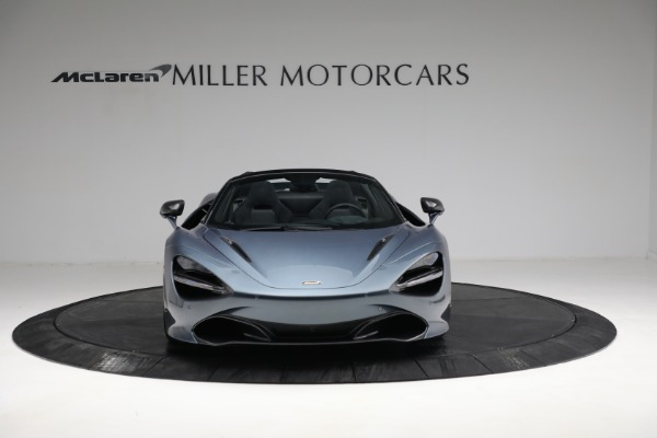 Used 2020 McLaren 720S Spider for sale $334,900 at Bugatti of Greenwich in Greenwich CT 06830 12