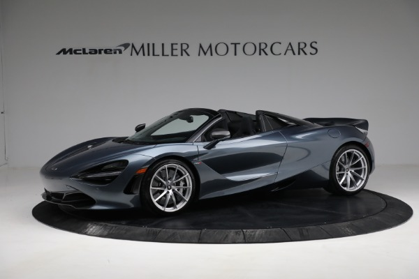 Used 2020 McLaren 720S Spider for sale $334,900 at Bugatti of Greenwich in Greenwich CT 06830 2