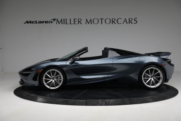 Used 2020 McLaren 720S Spider for sale $334,900 at Bugatti of Greenwich in Greenwich CT 06830 3