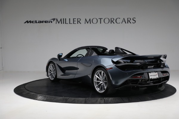 Used 2020 McLaren 720S Spider for sale $334,900 at Bugatti of Greenwich in Greenwich CT 06830 5