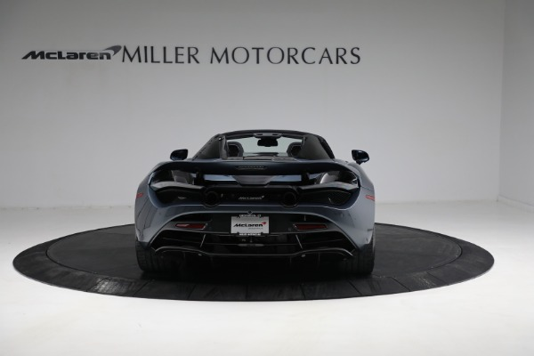Used 2020 McLaren 720S Spider for sale $334,900 at Bugatti of Greenwich in Greenwich CT 06830 6