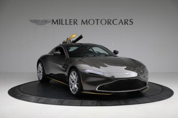 Used 2021 Aston Martin Vantage 007 Bond Edition for sale Sold at Bugatti of Greenwich in Greenwich CT 06830 10