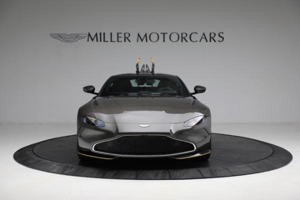 Used 2021 Aston Martin Vantage 007 Bond Edition for sale Sold at Bugatti of Greenwich in Greenwich CT 06830 11