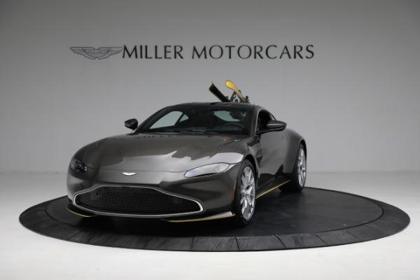 Used 2021 Aston Martin Vantage 007 Bond Edition for sale Sold at Bugatti of Greenwich in Greenwich CT 06830 12