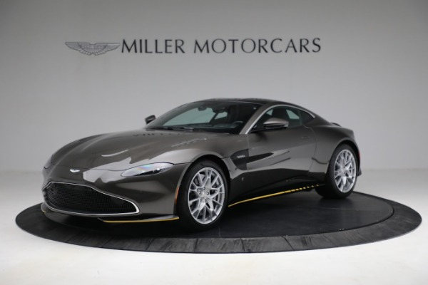 Used 2021 Aston Martin Vantage 007 Bond Edition for sale Sold at Bugatti of Greenwich in Greenwich CT 06830 13