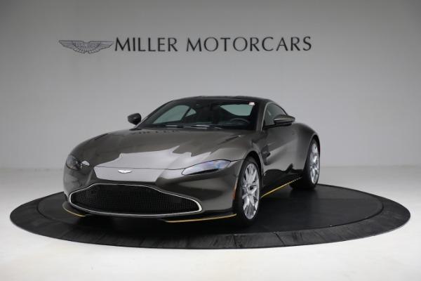 Used 2021 Aston Martin Vantage 007 Bond Edition for sale Sold at Bugatti of Greenwich in Greenwich CT 06830 14