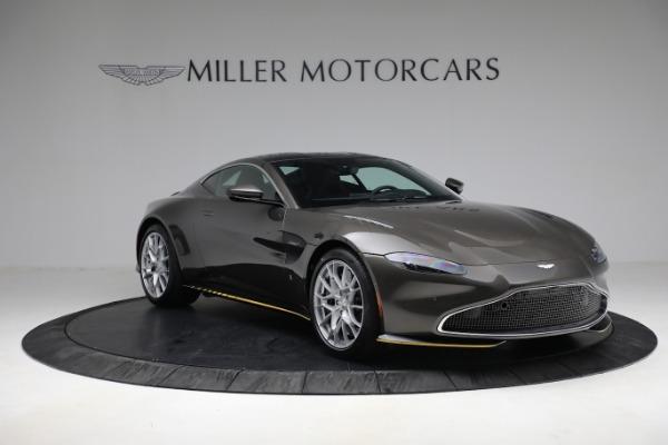 Used 2021 Aston Martin Vantage 007 Bond Edition for sale Sold at Bugatti of Greenwich in Greenwich CT 06830 16
