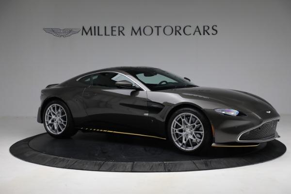 Used 2021 Aston Martin Vantage 007 Bond Edition for sale Sold at Bugatti of Greenwich in Greenwich CT 06830 17