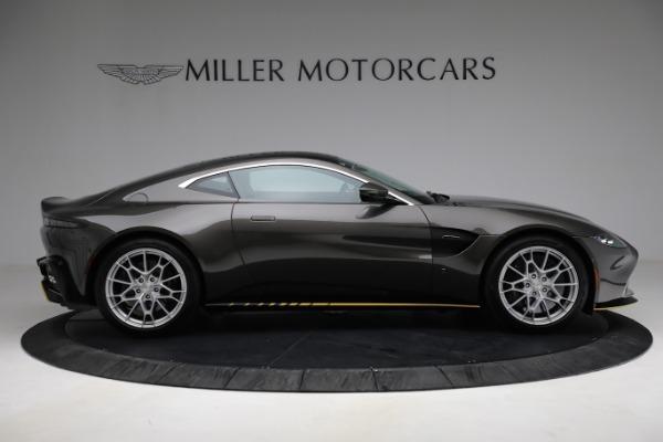 Used 2021 Aston Martin Vantage 007 Bond Edition for sale Sold at Bugatti of Greenwich in Greenwich CT 06830 18