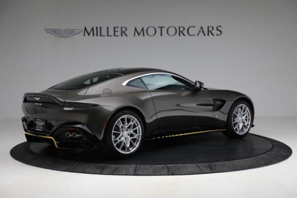 Used 2021 Aston Martin Vantage 007 Bond Edition for sale Sold at Bugatti of Greenwich in Greenwich CT 06830 19