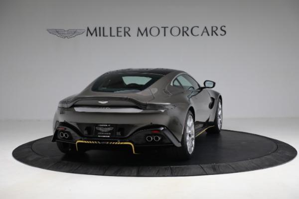 Used 2021 Aston Martin Vantage 007 Bond Edition for sale Sold at Bugatti of Greenwich in Greenwich CT 06830 20