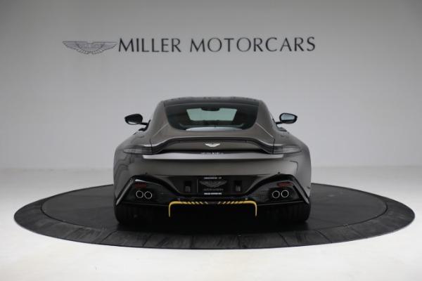 Used 2021 Aston Martin Vantage 007 Bond Edition for sale Sold at Bugatti of Greenwich in Greenwich CT 06830 21