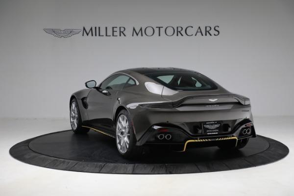 Used 2021 Aston Martin Vantage 007 Bond Edition for sale Sold at Bugatti of Greenwich in Greenwich CT 06830 22