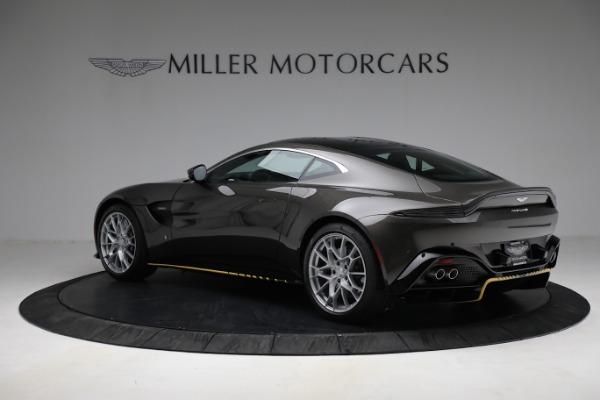 Used 2021 Aston Martin Vantage 007 Bond Edition for sale Sold at Bugatti of Greenwich in Greenwich CT 06830 23