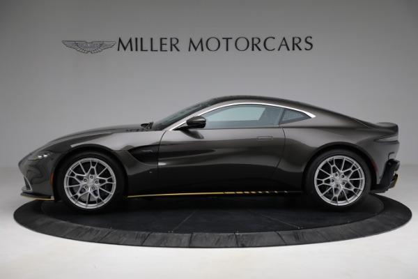 Used 2021 Aston Martin Vantage 007 Bond Edition for sale Sold at Bugatti of Greenwich in Greenwich CT 06830 24