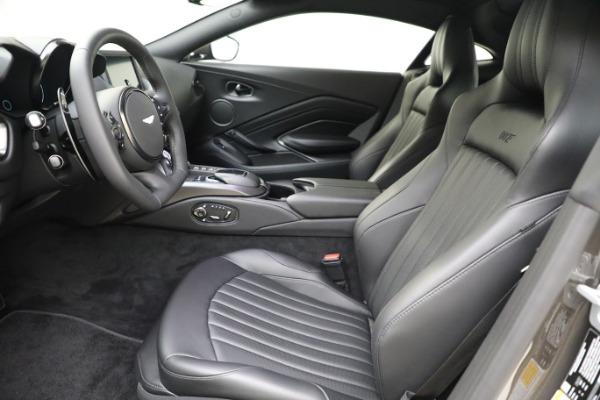 Used 2021 Aston Martin Vantage 007 Bond Edition for sale Sold at Bugatti of Greenwich in Greenwich CT 06830 25