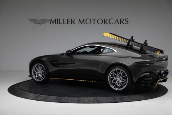 Used 2021 Aston Martin Vantage 007 Bond Edition for sale Sold at Bugatti of Greenwich in Greenwich CT 06830 3