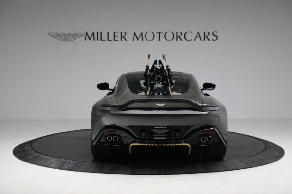 Used 2021 Aston Martin Vantage 007 Bond Edition for sale Sold at Bugatti of Greenwich in Greenwich CT 06830 5