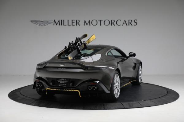 Used 2021 Aston Martin Vantage 007 Bond Edition for sale Sold at Bugatti of Greenwich in Greenwich CT 06830 6