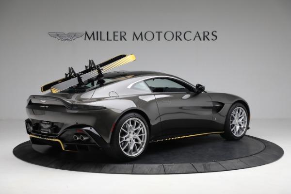 Used 2021 Aston Martin Vantage 007 Bond Edition for sale Sold at Bugatti of Greenwich in Greenwich CT 06830 7