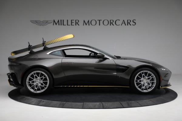 Used 2021 Aston Martin Vantage 007 Bond Edition for sale Sold at Bugatti of Greenwich in Greenwich CT 06830 8