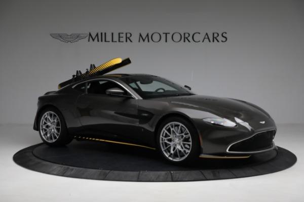 Used 2021 Aston Martin Vantage 007 Bond Edition for sale Sold at Bugatti of Greenwich in Greenwich CT 06830 9