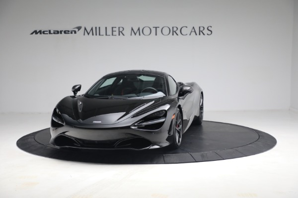 New 2021 McLaren 720S Performance for sale $344,500 at Bugatti of Greenwich in Greenwich CT 06830 14
