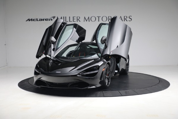 New 2021 McLaren 720S Performance for sale $344,500 at Bugatti of Greenwich in Greenwich CT 06830 15