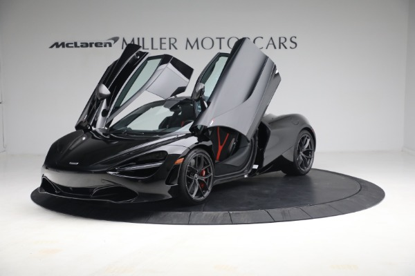 New 2021 McLaren 720S Performance for sale $344,500 at Bugatti of Greenwich in Greenwich CT 06830 16