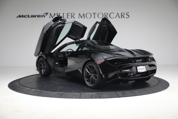 New 2021 McLaren 720S Performance for sale $344,500 at Bugatti of Greenwich in Greenwich CT 06830 20