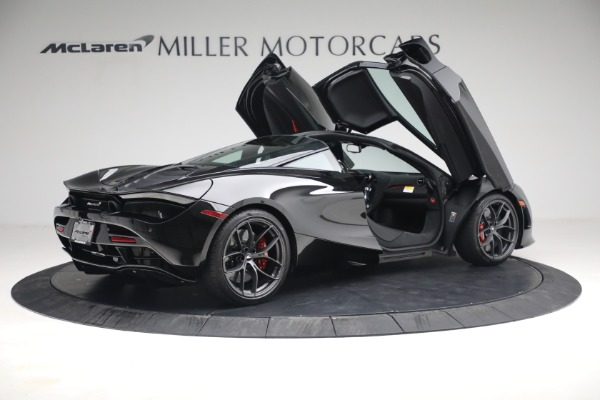 New 2021 McLaren 720S Performance for sale $344,500 at Bugatti of Greenwich in Greenwich CT 06830 23