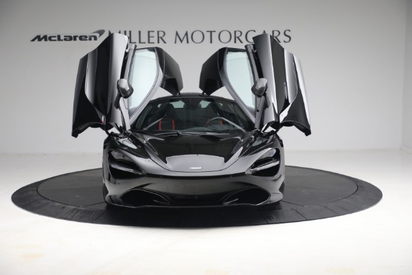 New 2021 McLaren 720S Performance for sale $344,500 at Bugatti of Greenwich in Greenwich CT 06830 27