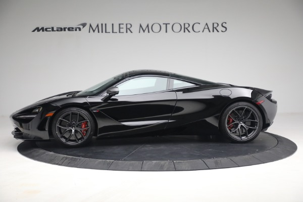 New 2021 McLaren 720S Performance for sale $344,500 at Bugatti of Greenwich in Greenwich CT 06830 3