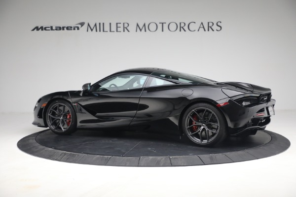 New 2021 McLaren 720S Performance for sale $344,500 at Bugatti of Greenwich in Greenwich CT 06830 4