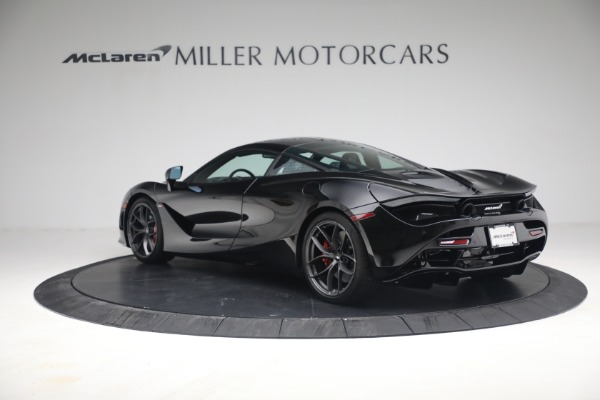 New 2021 McLaren 720S Performance for sale $344,500 at Bugatti of Greenwich in Greenwich CT 06830 5