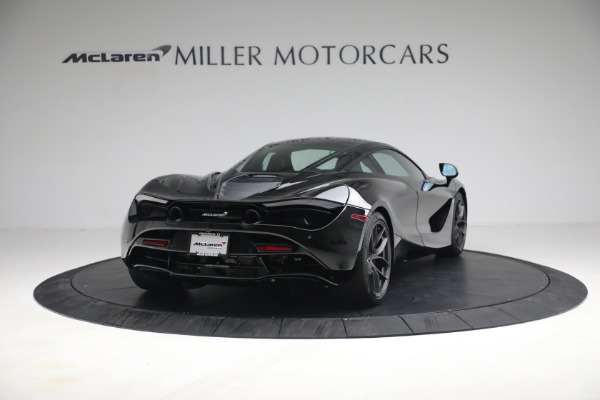 New 2021 McLaren 720S Performance for sale $344,500 at Bugatti of Greenwich in Greenwich CT 06830 7