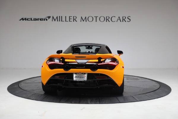 New 2021 McLaren 720S Spider for sale $378,110 at Bugatti of Greenwich in Greenwich CT 06830 18