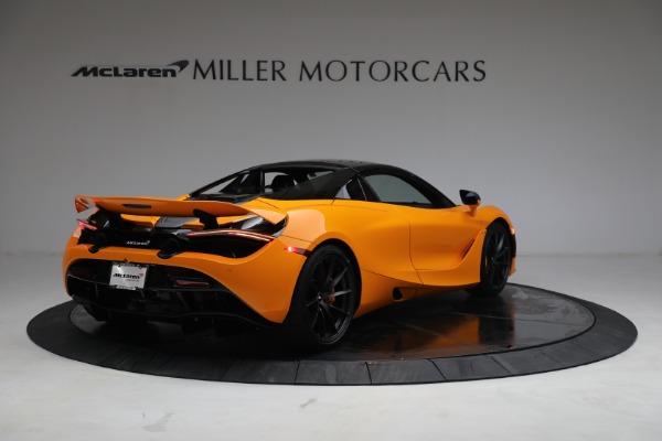 New 2021 McLaren 720S Spider for sale $378,110 at Bugatti of Greenwich in Greenwich CT 06830 19