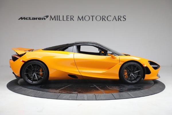 New 2021 McLaren 720S Spider for sale $378,110 at Bugatti of Greenwich in Greenwich CT 06830 20