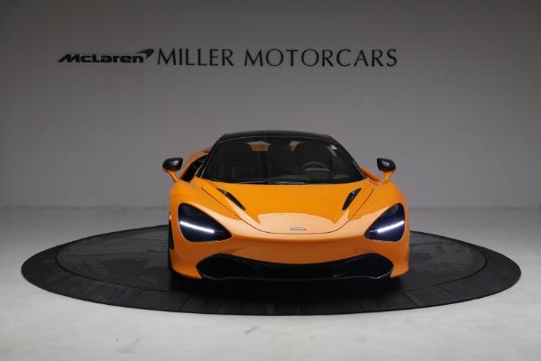 New 2021 McLaren 720S Spider for sale $378,110 at Bugatti of Greenwich in Greenwich CT 06830 22