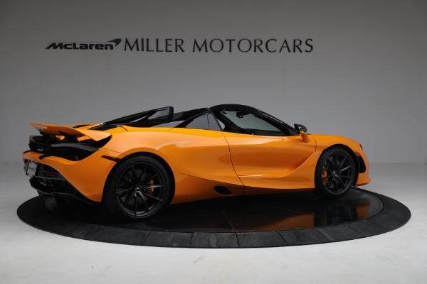 New 2021 McLaren 720S Spider for sale $378,110 at Bugatti of Greenwich in Greenwich CT 06830 8