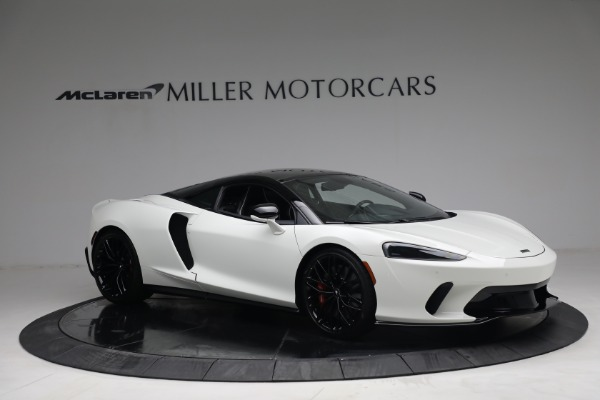 New 2021 McLaren GT Luxe for sale $217,205 at Bugatti of Greenwich in Greenwich CT 06830 10