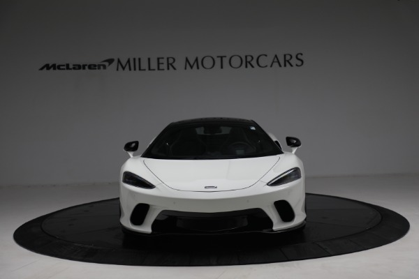 New 2021 McLaren GT Luxe for sale $217,205 at Bugatti of Greenwich in Greenwich CT 06830 12
