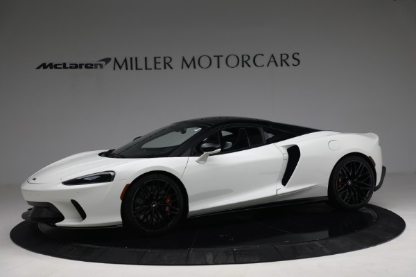 New 2021 McLaren GT Luxe for sale $217,205 at Bugatti of Greenwich in Greenwich CT 06830 2