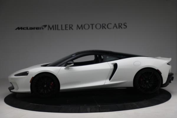 New 2021 McLaren GT Luxe for sale $217,205 at Bugatti of Greenwich in Greenwich CT 06830 3