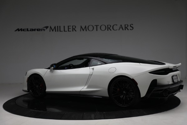 New 2021 McLaren GT Luxe for sale $217,205 at Bugatti of Greenwich in Greenwich CT 06830 4
