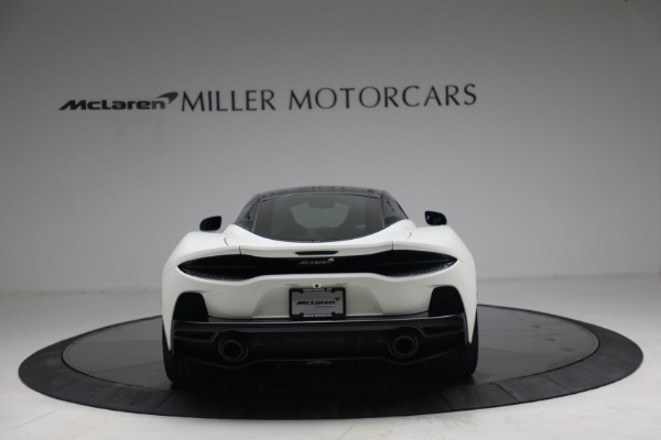 New 2021 McLaren GT Luxe for sale $217,205 at Bugatti of Greenwich in Greenwich CT 06830 6