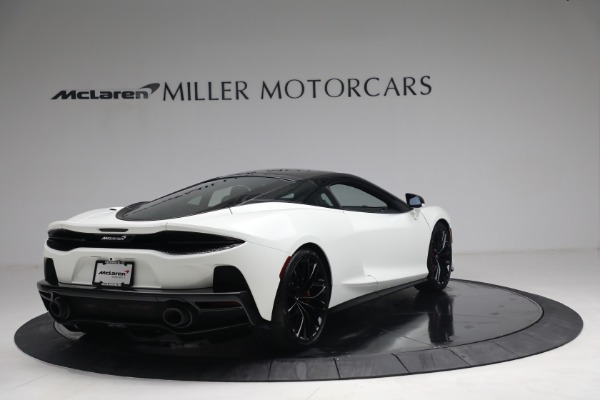 New 2021 McLaren GT Luxe for sale $217,205 at Bugatti of Greenwich in Greenwich CT 06830 7