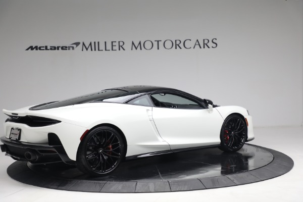 New 2021 McLaren GT Luxe for sale $217,205 at Bugatti of Greenwich in Greenwich CT 06830 8